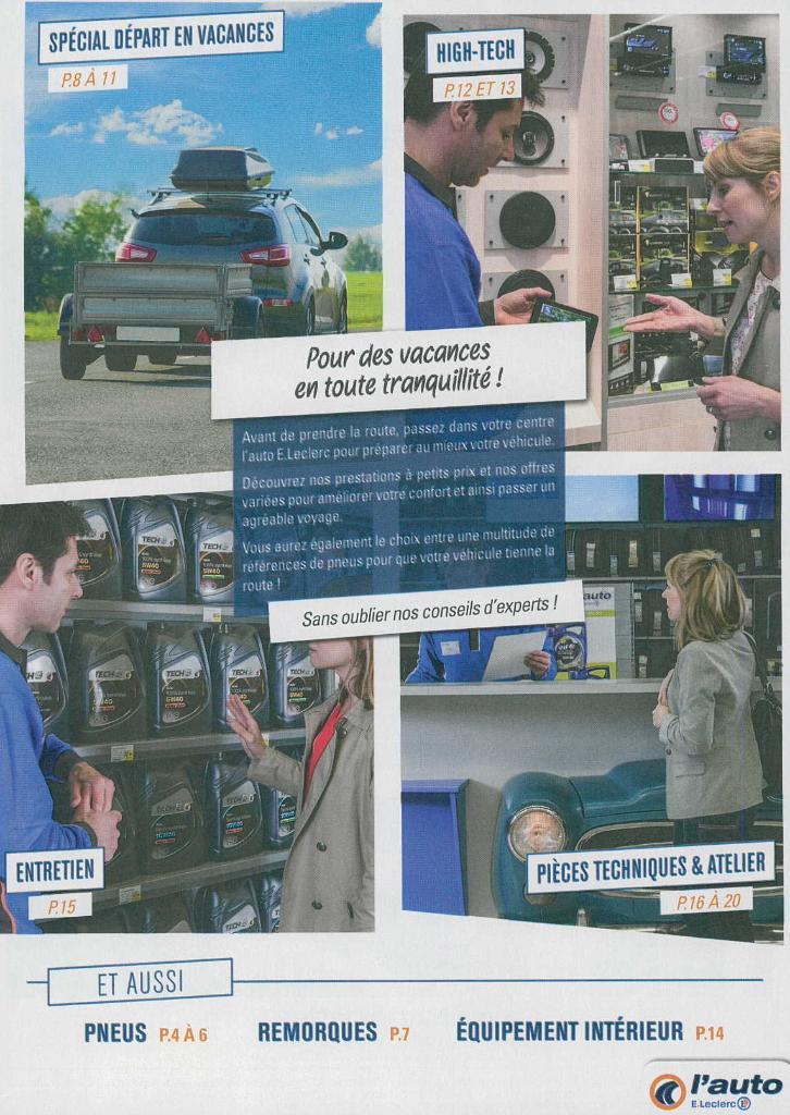 L'auto e SupermarchéHypermarché22 leclerc Pierre Avenue Villon FcTlK13Ju