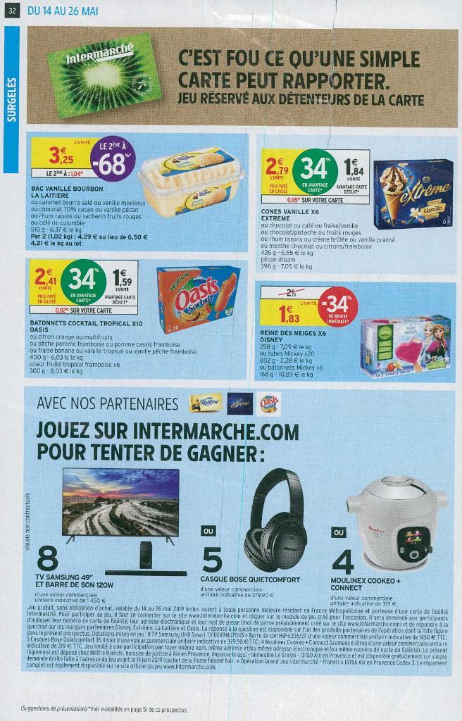 Carte Intermarche Belgique.Intermarche Drive Supermarche Hypermarche Avenue Salvador