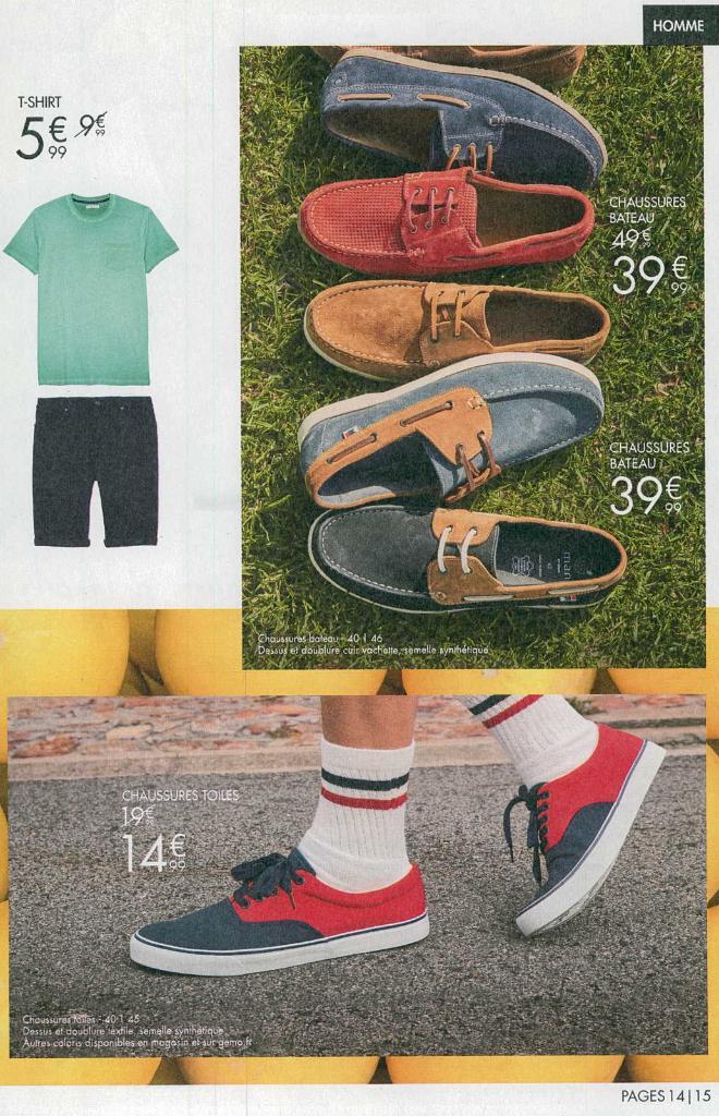 fd4d8d4cdf8 Gémo - Chaussures