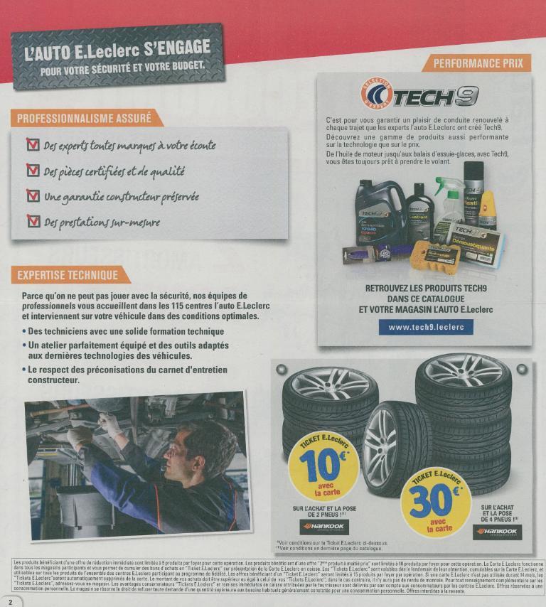 Leclerc Auch Hyperdis - Supermarché, hypermarché, Route d'Auch ...