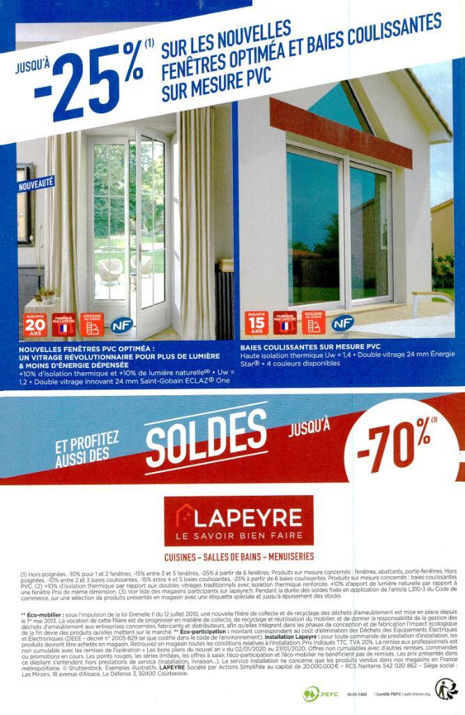 Lapeyre - Vente et installation de cuisines, rue Paulin ...