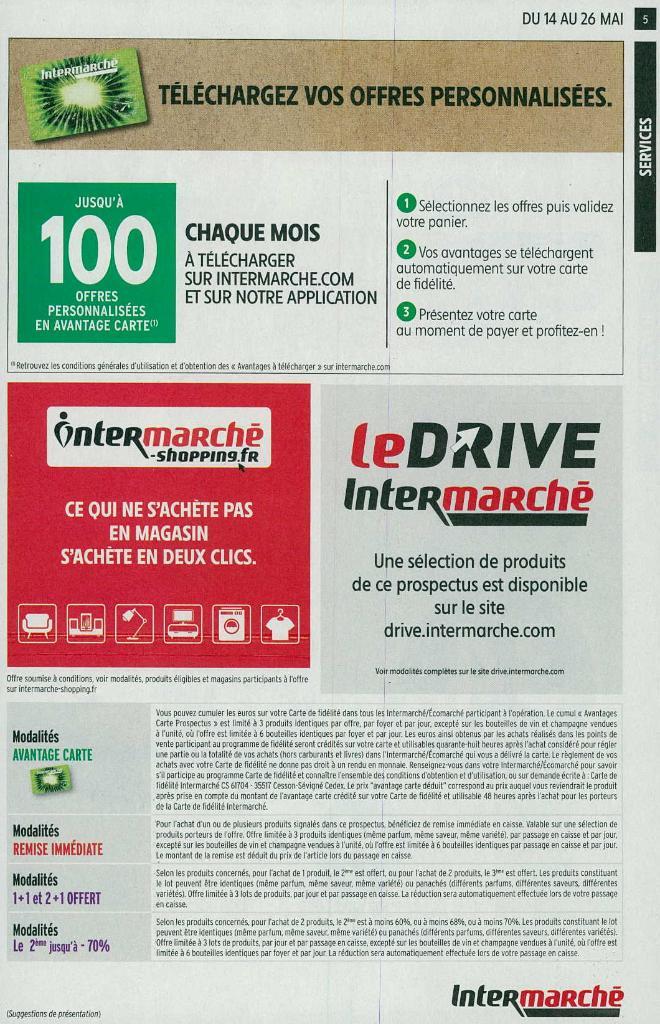 Carte Intermarche Belgique.Intermarche Seyne Les Alpes Supermarche Hypermarche Le Pont