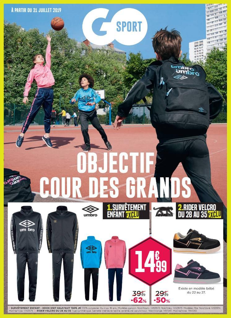 Go Sport Nice Magasin de sport, 13 place Masséna 06000