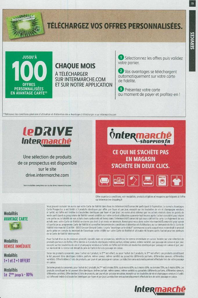Carte Intermarche Belgique.Intermarche Super Supermarche Hypermarche Route Montfermeil