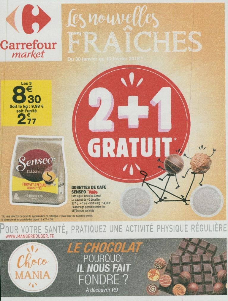 Carrefour Location - Supermarché, Hypermarché, 1 Rue Paul Painlevé