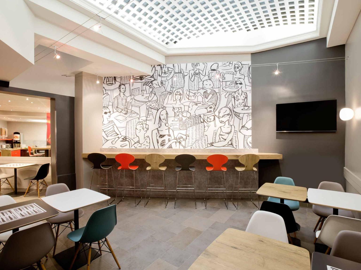 ibis paris gare du nord tgv h tel 31 33 rue de saint quentin 75010 paris adresse horaire. Black Bedroom Furniture Sets. Home Design Ideas