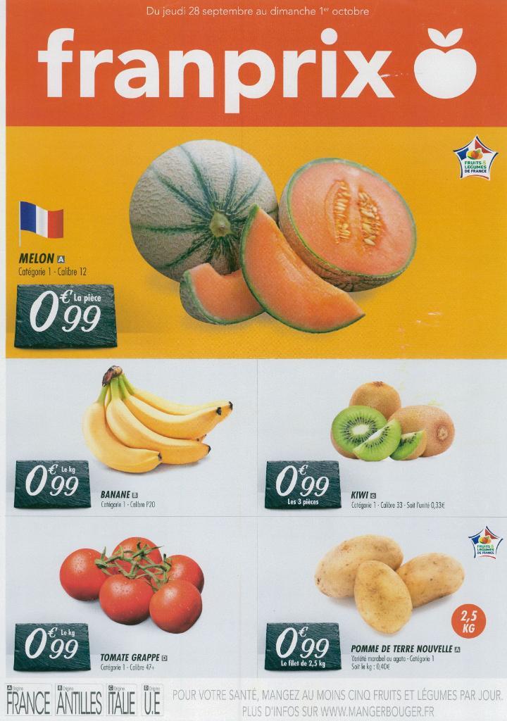 Franprix alimentation g n rale 4 rue odent 60300 senlis for Garage ad meaux