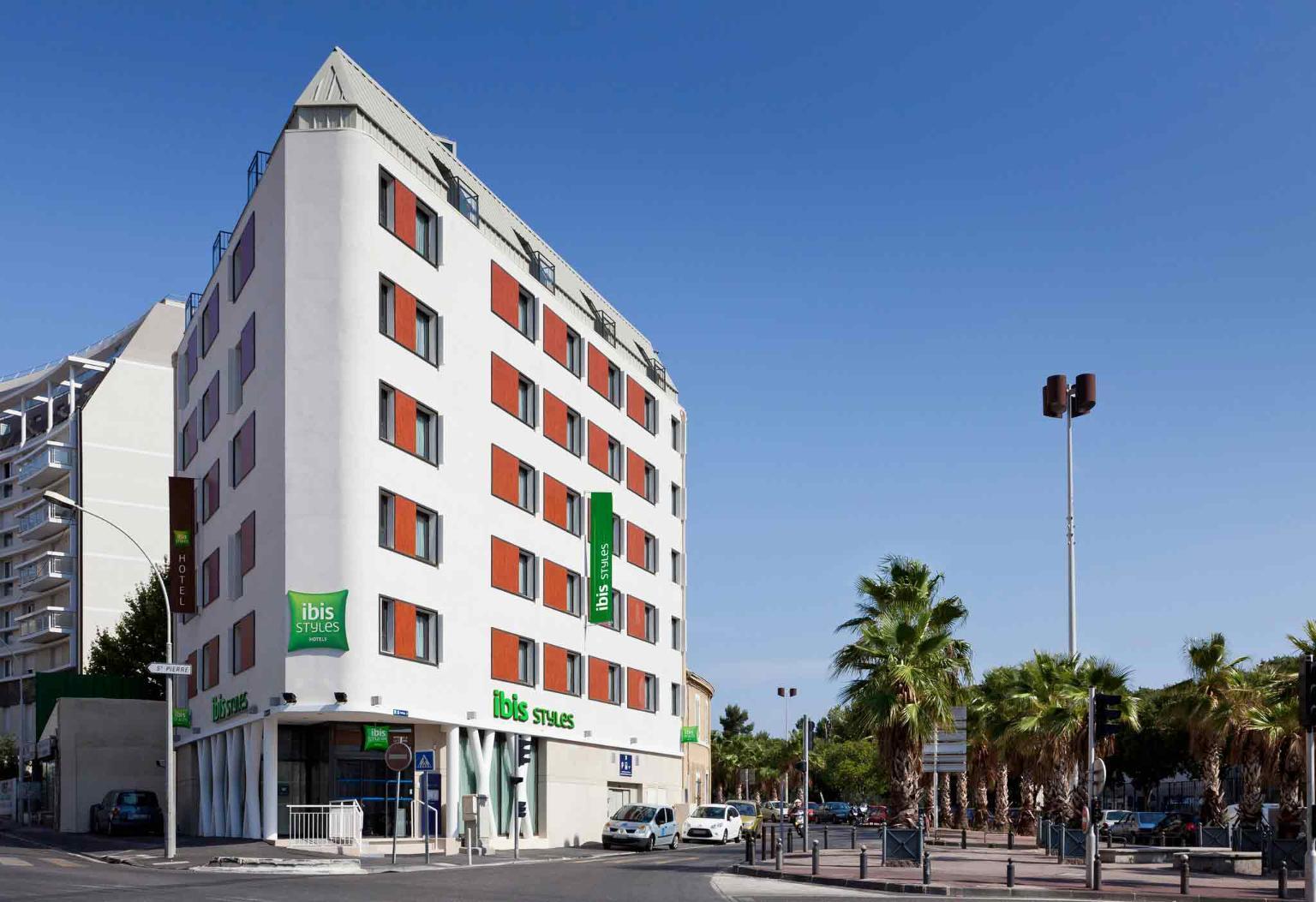 Hotel Ibis Budget La Timone