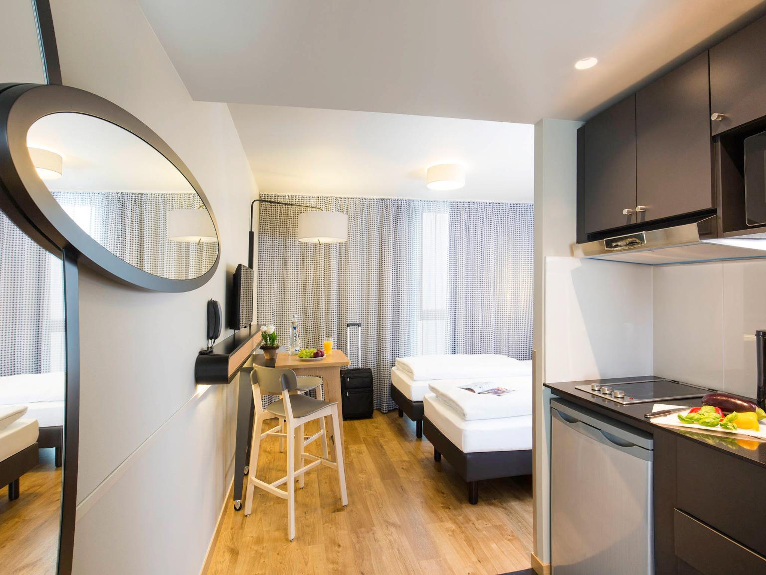 Aparthotel Adagio Access Colombes La D U00e9fense