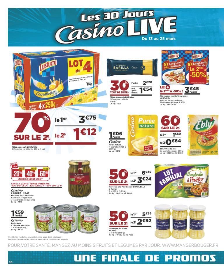 Supermarché Casino Suresnes