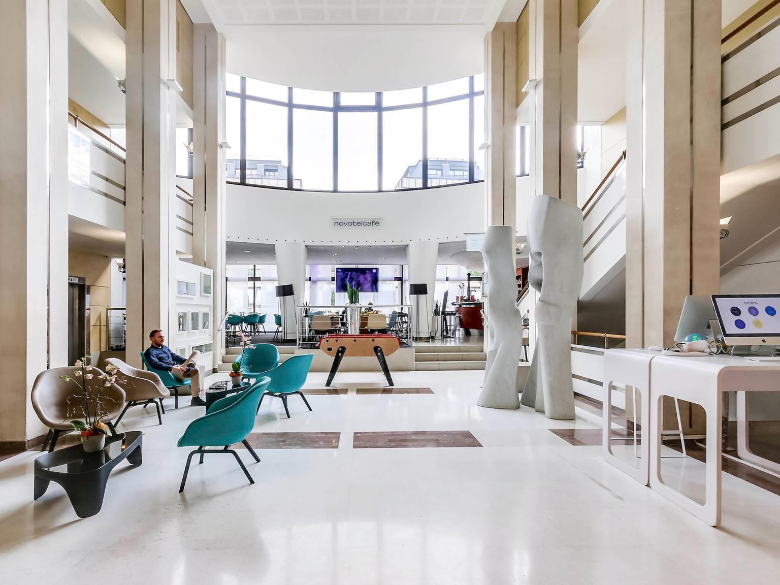 novotel paris vaugirard montparnasse h tel 257 rue de. Black Bedroom Furniture Sets. Home Design Ideas