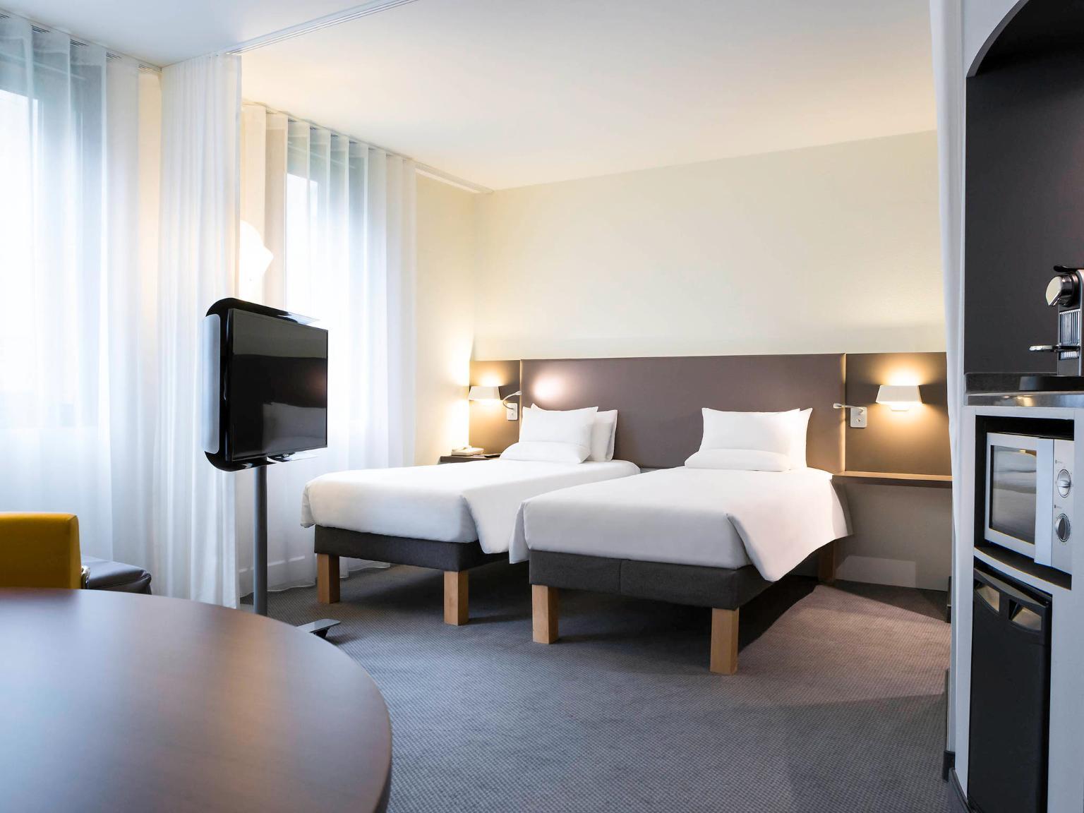Novotel Suites Paris Cdg Airport Villepinte