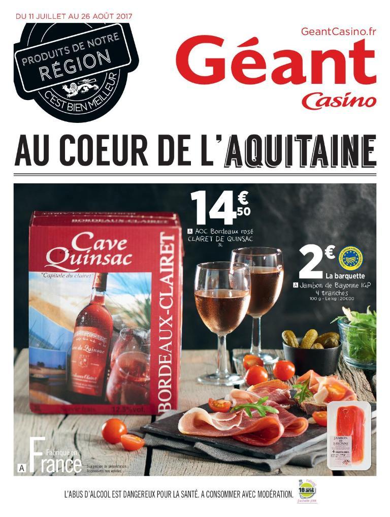 Geant casino 14 juillet honeycomb slots - Catalogue geant casino salon de provence ...