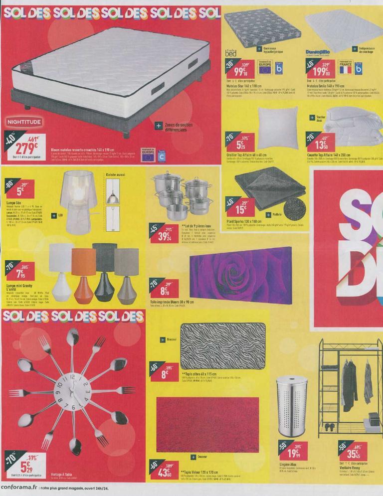 Conforama magasin de meubles 71 avenue philippe auguste 75011 paris adresse horaire - Conforama horaire d ouverture ...