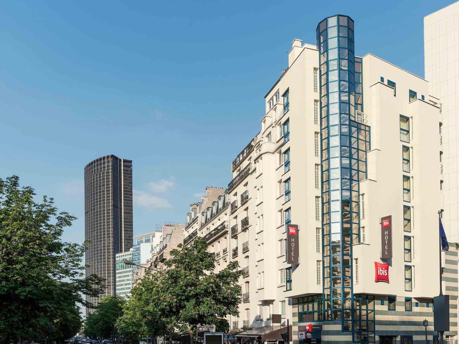 Ibis paris gare montparnasse 15 me h tel 71 boulevard - L atelier du france port de grenelle 75015 paris ...