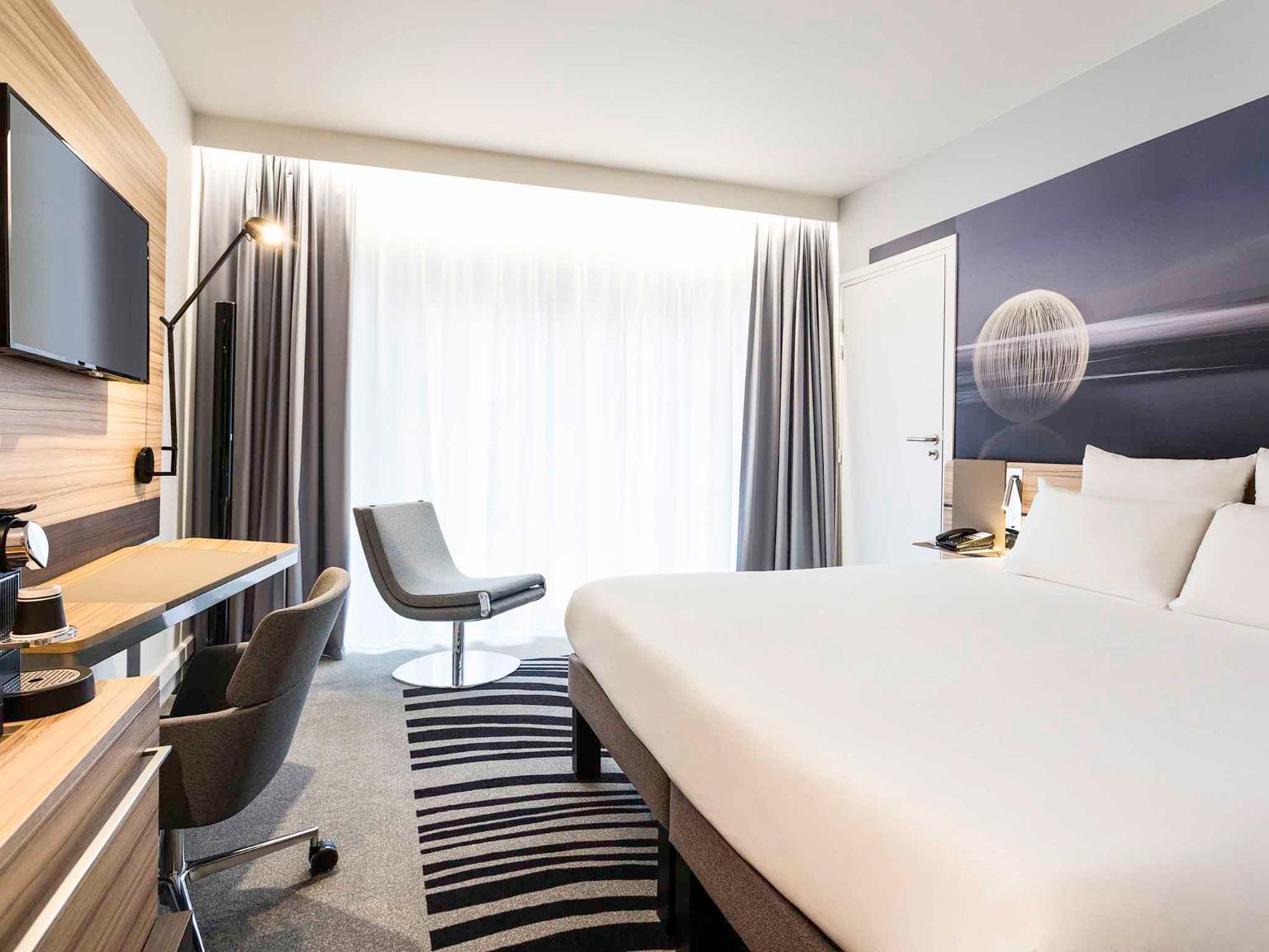 Novotel resort spa biarritz anglet h tel 68 avenue d for Chambre de l assurance