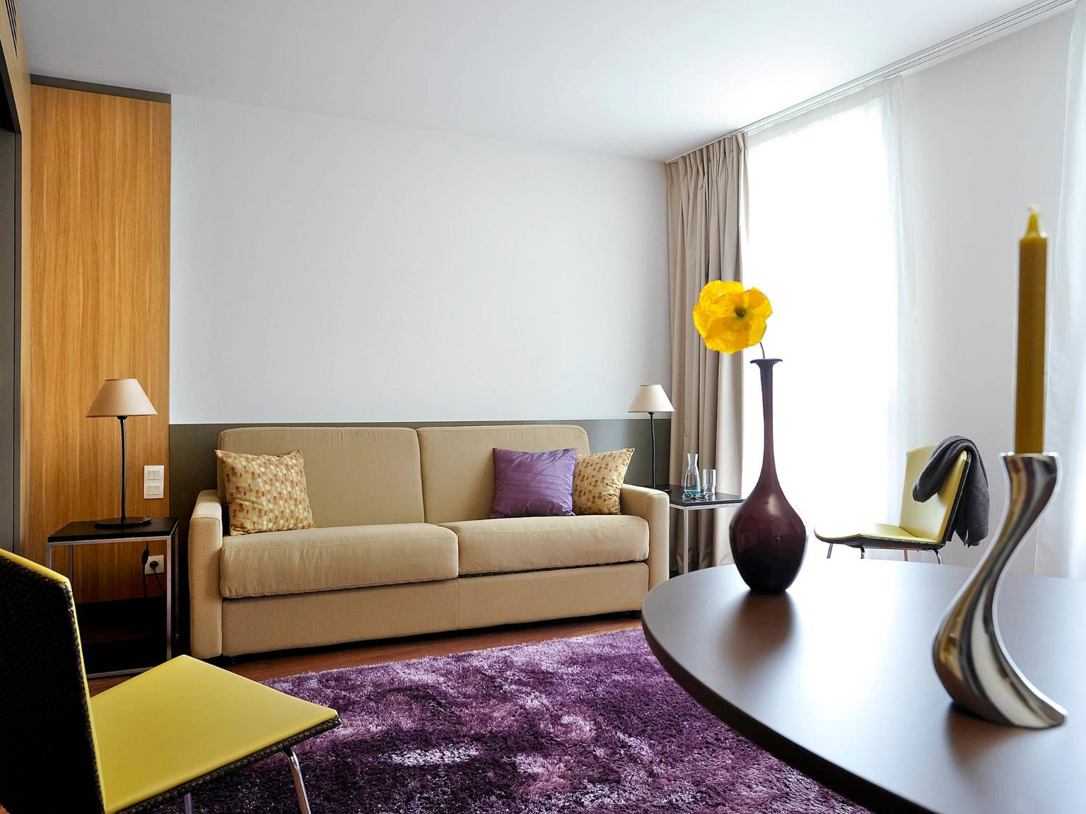 Aparthotel adagio nantes centre h tel 19 all e du for Aparthotel nantes
