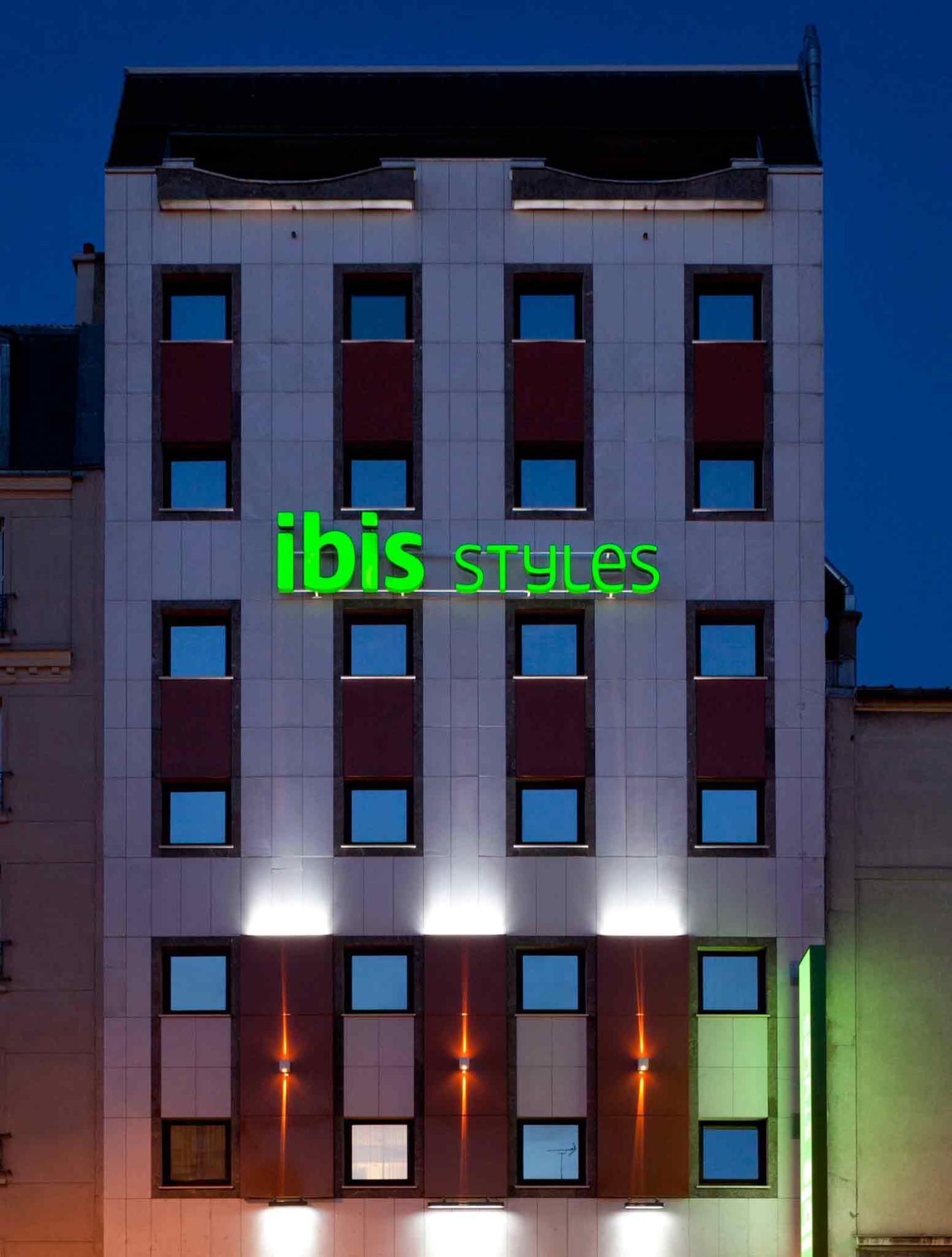 Ibis styles paris porte d 39 orleans h tel 41 avenue aristide briand 92120 montrouge adresse - Lidl porte d orleans horaires ...