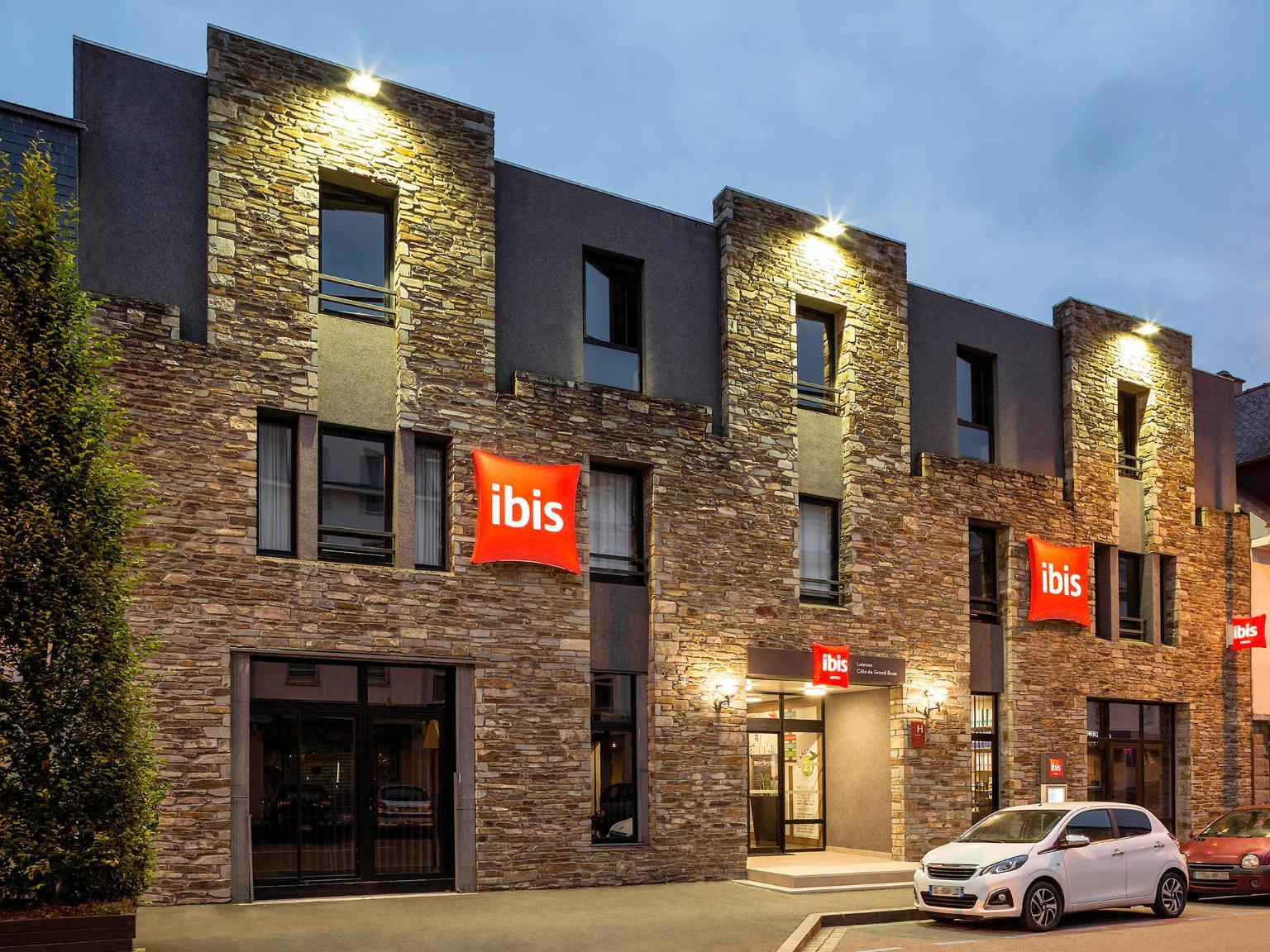 Hotel Lannion Centre Ville