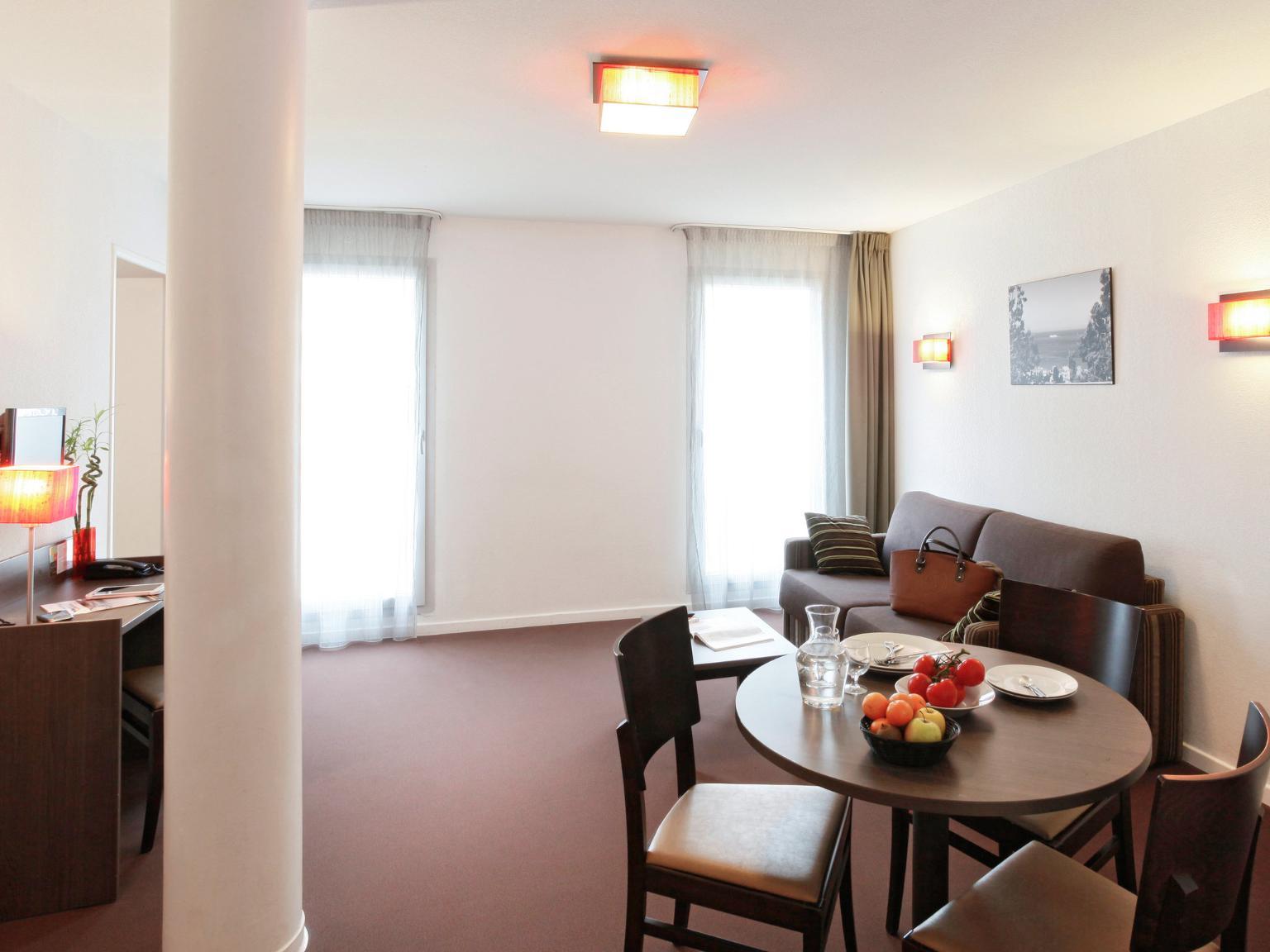 Aparthotel adagio access marseille saint charles h tel for Appart hotel 13003