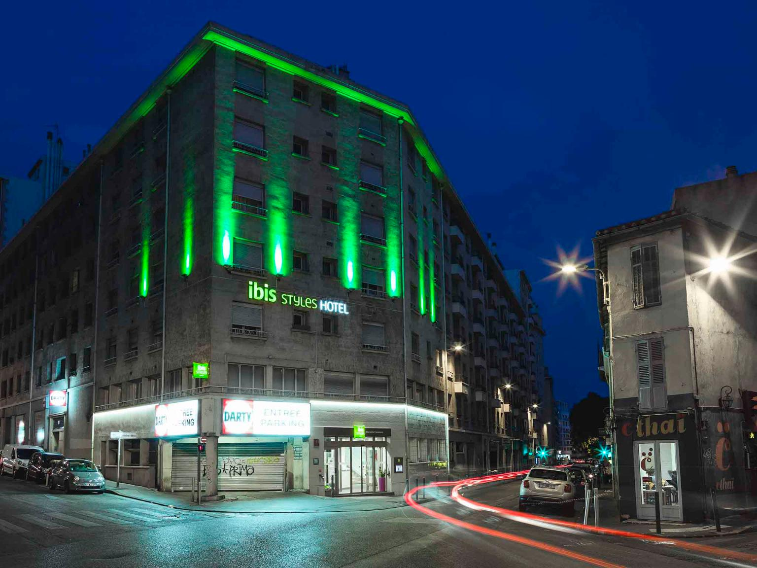 Ibis Styles Marseille Centre Prado Castellane H 244 Tel 31