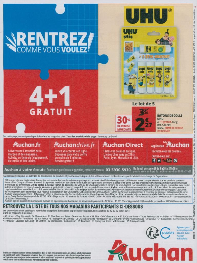 auchan noyon supermarch hypermarch centre commercial auchan noyon 60400 noyon adresse. Black Bedroom Furniture Sets. Home Design Ideas