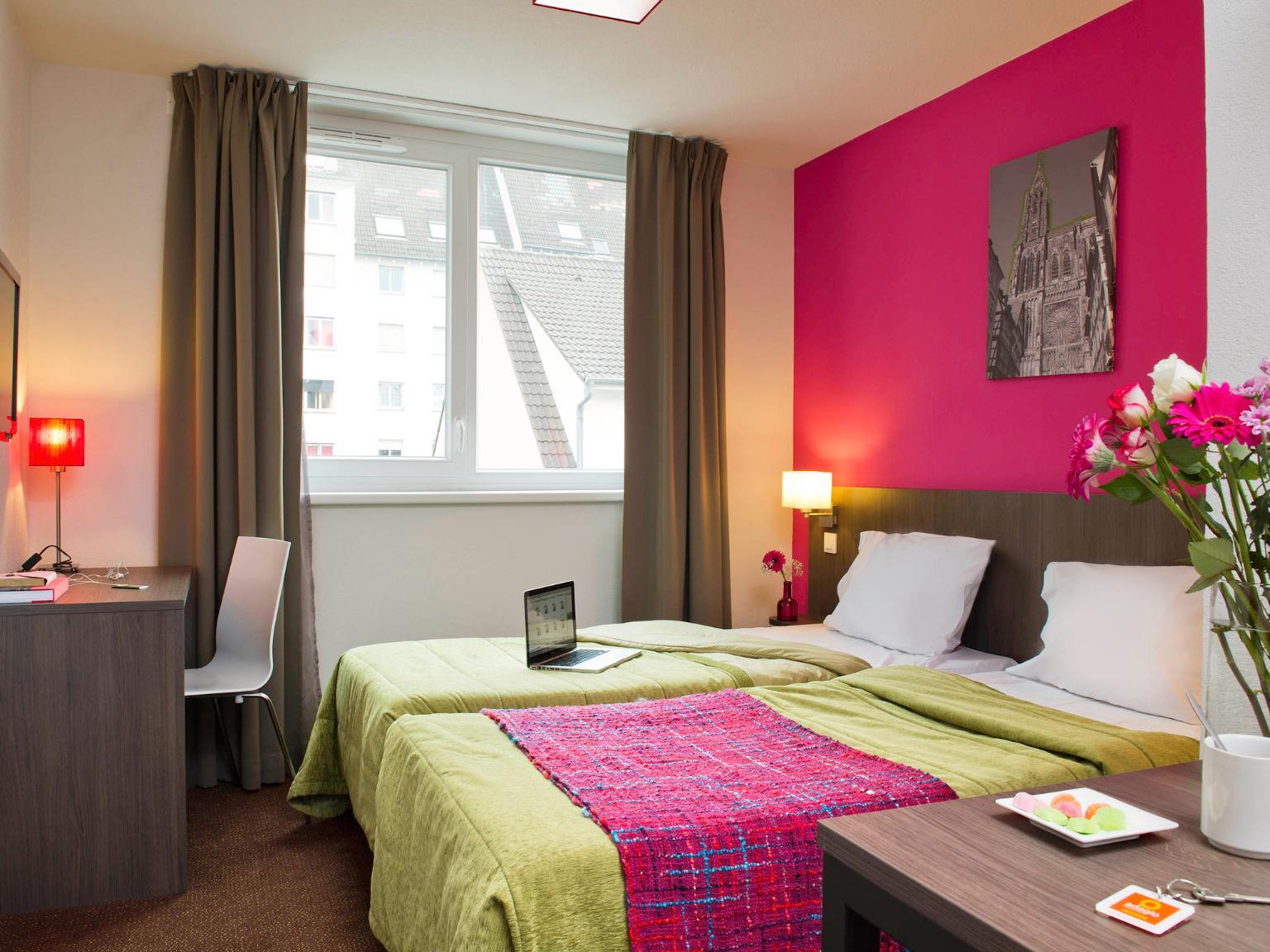 aparthotel adagio access strasbourg petite france h tel. Black Bedroom Furniture Sets. Home Design Ideas
