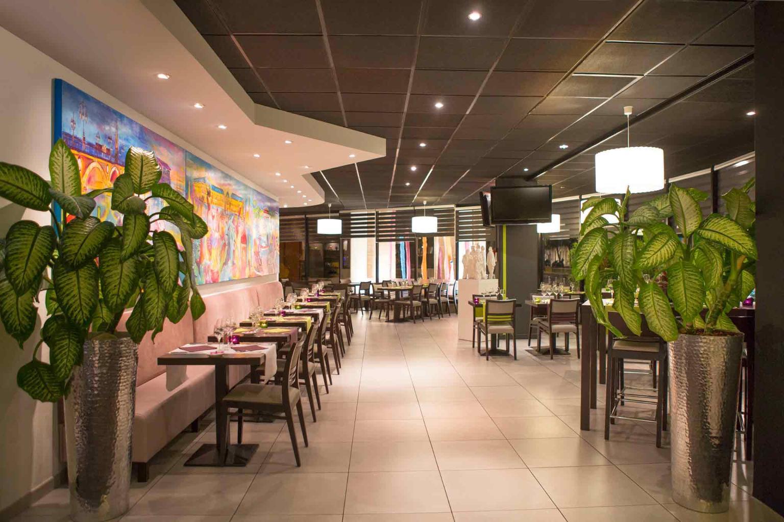 Ibis styles bordeaux m riadeck h tel avenue du general for Hotel rue lafaurie monbadon bordeaux
