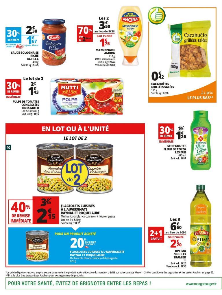 Auchan villeneuve d 39 ascq v2 supermarch hypermarch - Auchan v2 horaires ...