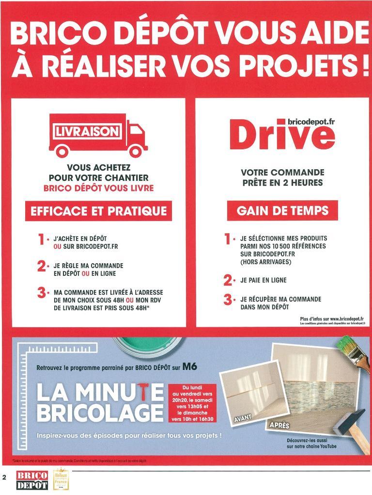 Brico d pot bricolage et outillage 559 rue pommiers 50100 cherbourg octevi - Brico depot cherbourg ...
