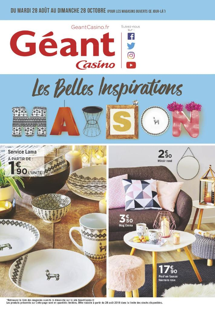 Geant casino valence sud horaires