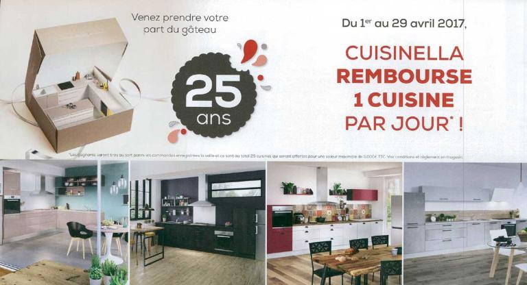 Cuisinella brest cuisines vente et installation de for Cuisinella paris 11