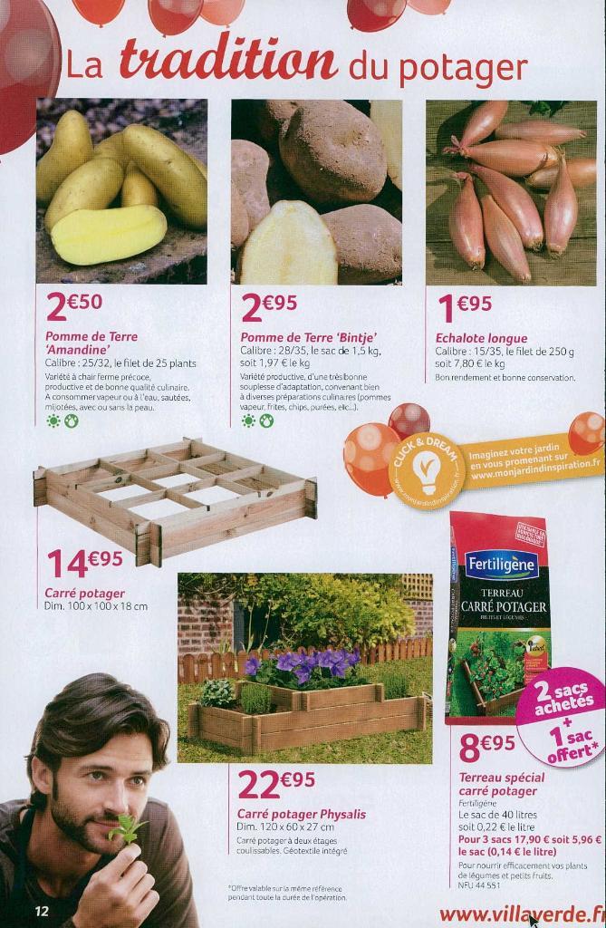 Villaverde jardins du vidourle jardinerie avenue for Catalogue jardinerie