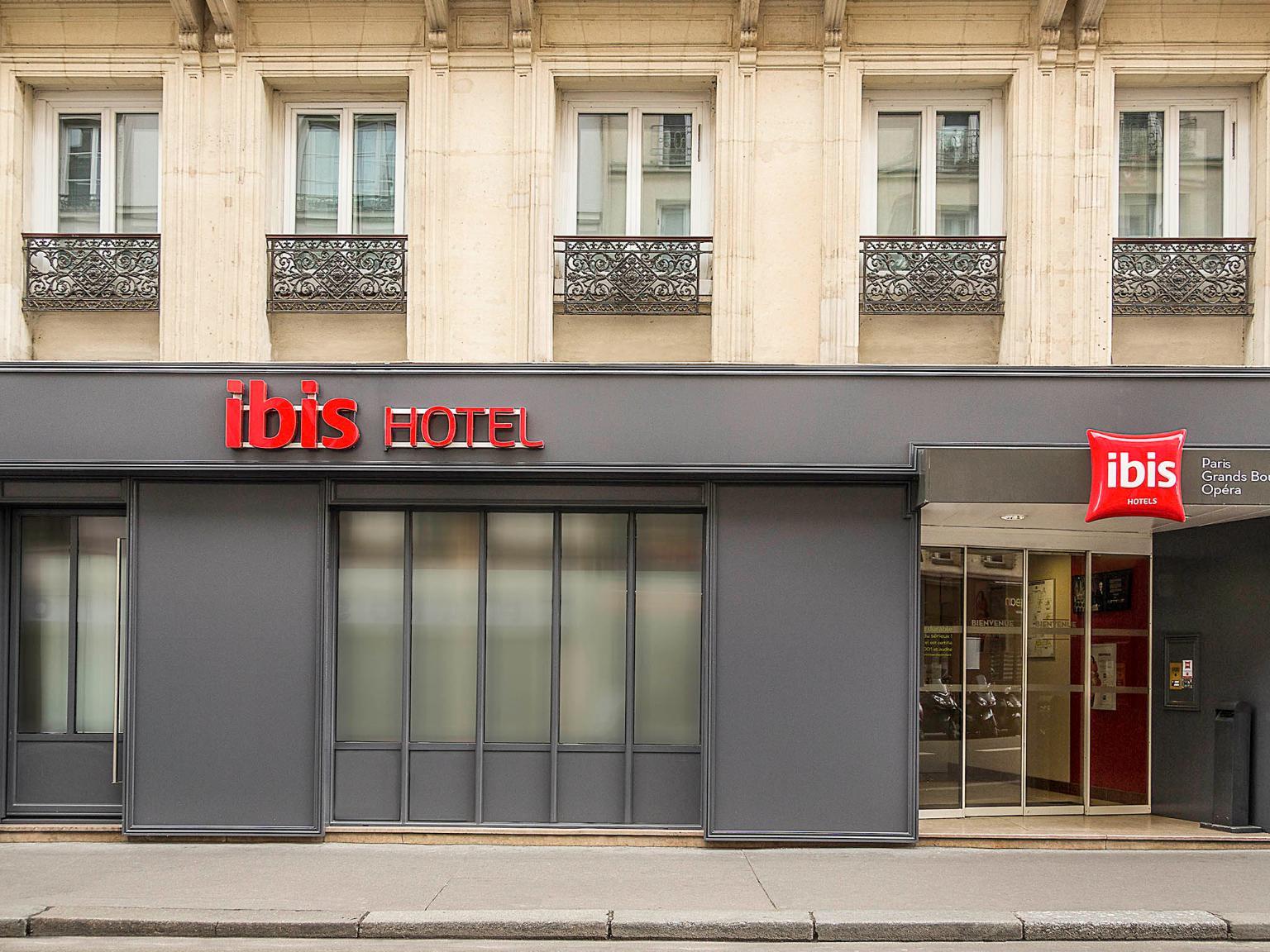 ibis paris grands boulevards op ra 9 me h tel 38 rue du faubourg montmartre 75009 paris. Black Bedroom Furniture Sets. Home Design Ideas