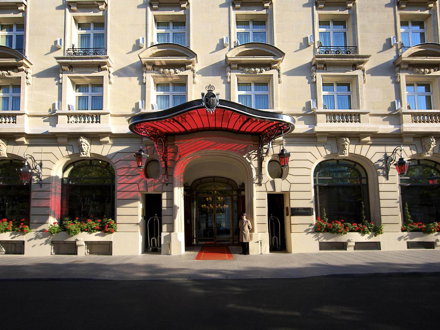 le royal monceau raffles paris h tel 37 avenue hoche. Black Bedroom Furniture Sets. Home Design Ideas