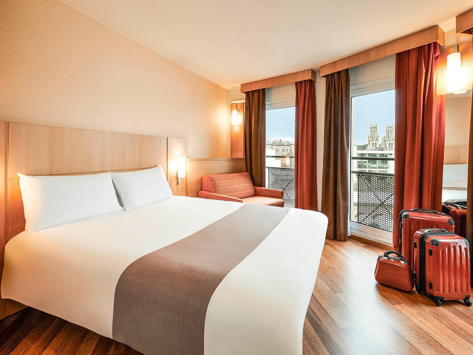 Hotel Ibis Nancy Centre Ville