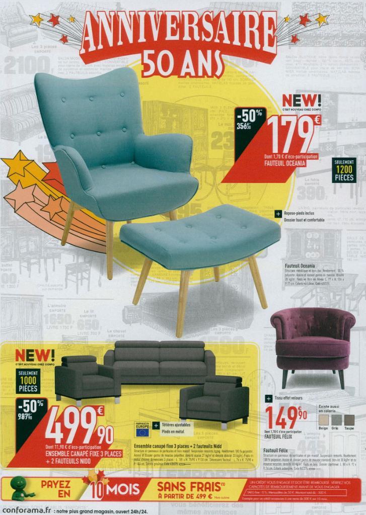 conforama paris etoile magasin de meubles 10 avenue de la grande arm e 75017 paris adresse. Black Bedroom Furniture Sets. Home Design Ideas