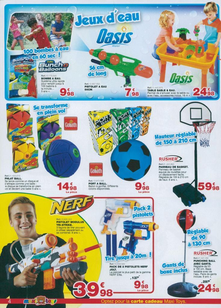 maxi toys jouets et jeux les flaneries 85000 la roche sur yon adresse horaire
