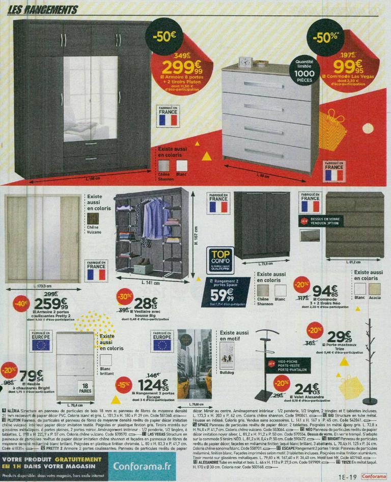 Conforama magasin de meubles avenue edmond michelet 49300 cholet adresse horaire - Conforama horaire d ouverture ...