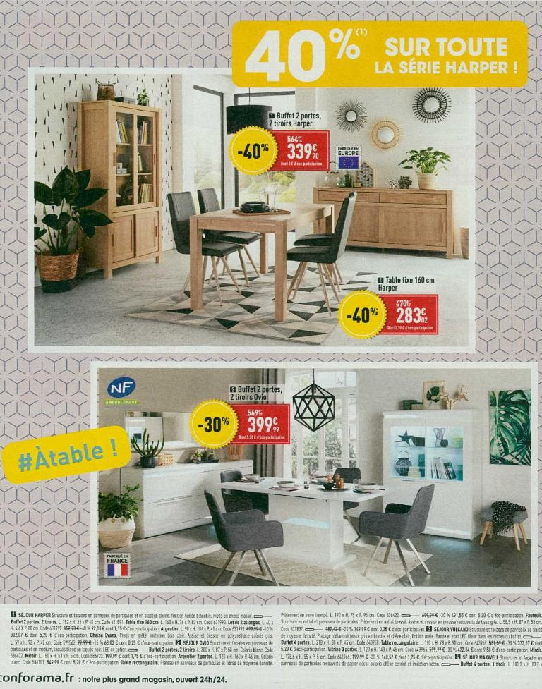 conforama magasin de meubles avenue edmond michelet 49300 cholet adresse horaire. Black Bedroom Furniture Sets. Home Design Ideas