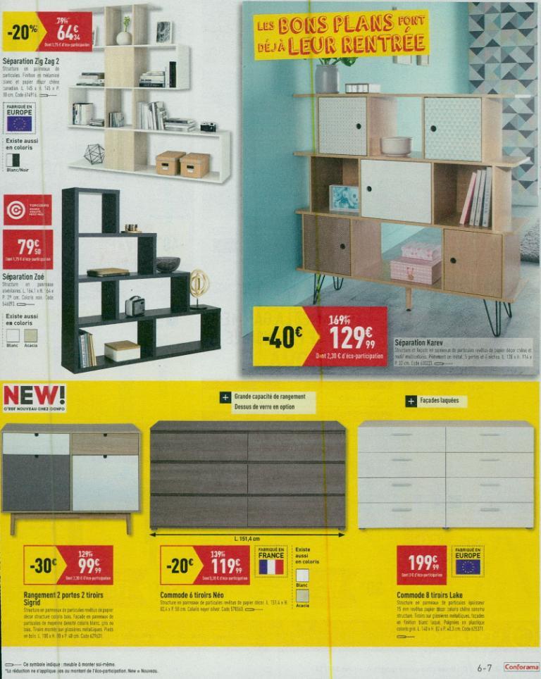 conforama saint alban magasin de meubles 62 rue de fenouillet 31140 saint alban adresse. Black Bedroom Furniture Sets. Home Design Ideas
