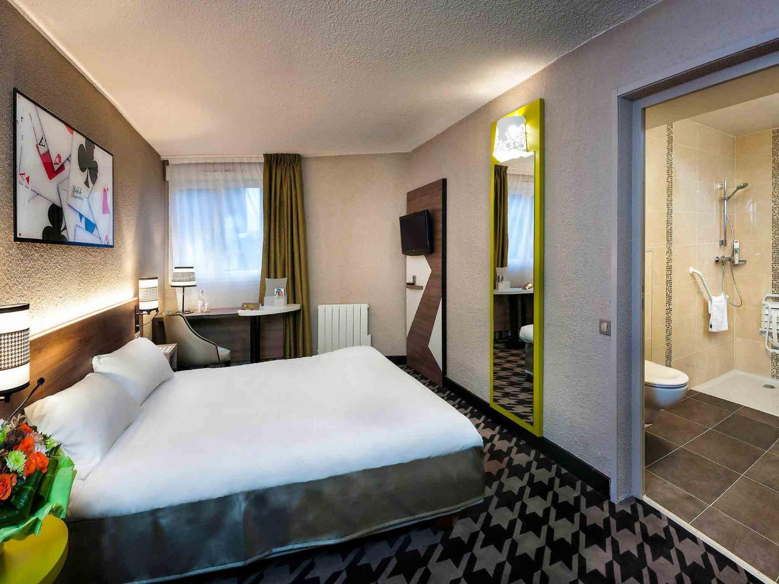 Hotel Ibis Budget Etretat