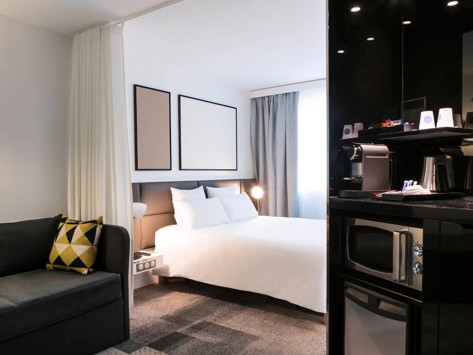 Novotel suites paris expo porte de versailles h tel 4 - 23 avenue de la porte de chatillon 75014 paris ...