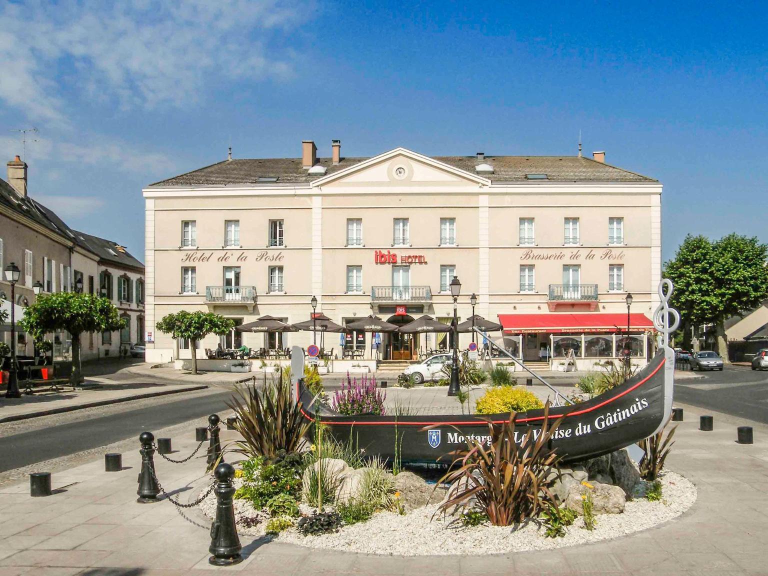 Ibis Montargis H 244 Tel 2 Place Victor Hugo 45200