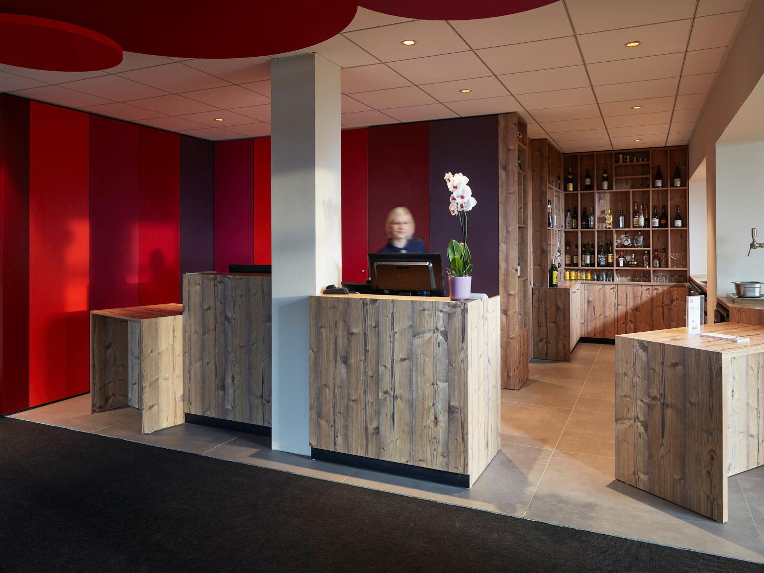 Ibis styles colmar nord ex novotel h tel 49 route for Hotel moins chere