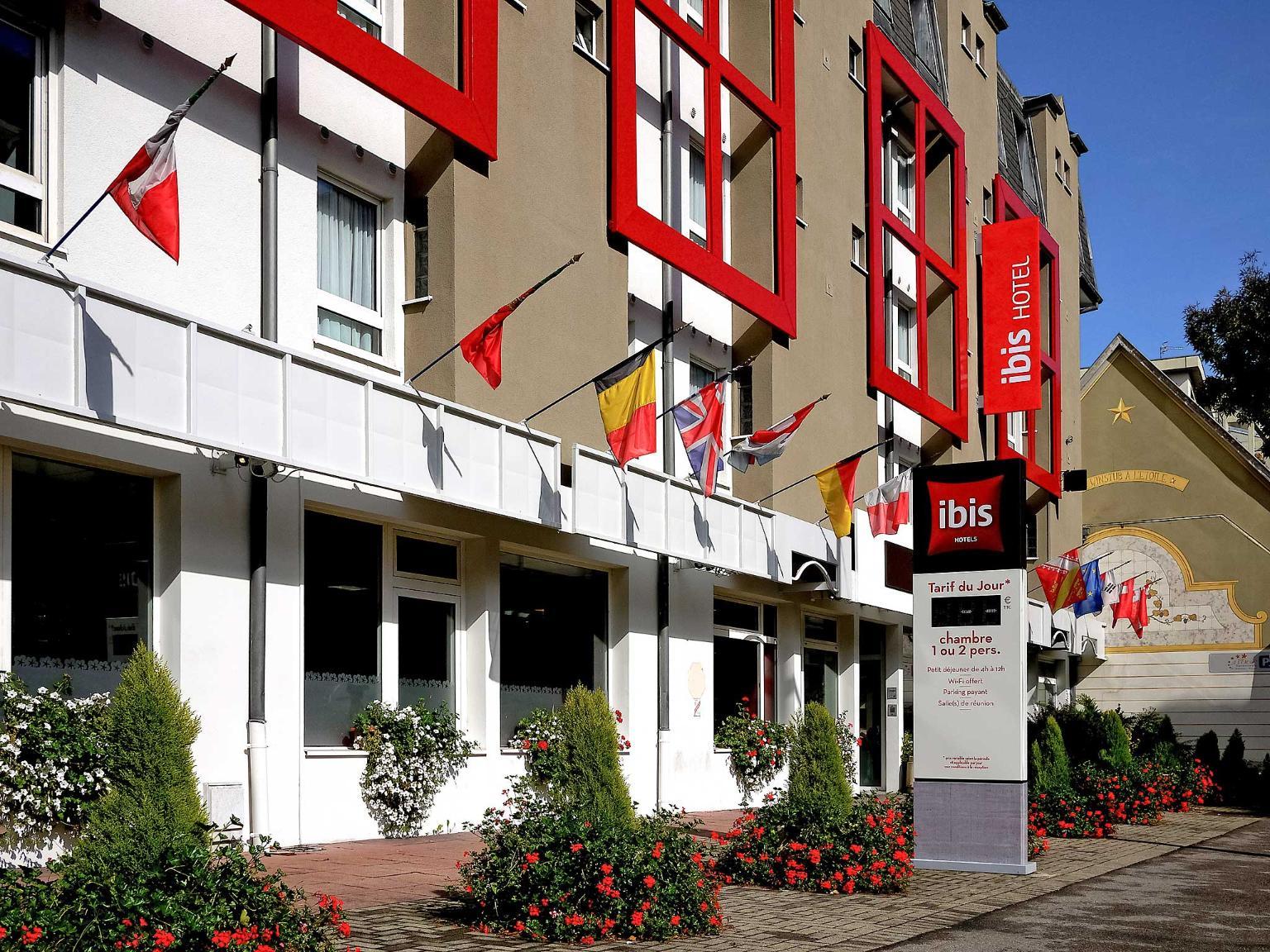 ibis mulhouse ville gare centrale h tel 53 rue de bale 68100 mulhouse adresse horaire. Black Bedroom Furniture Sets. Home Design Ideas