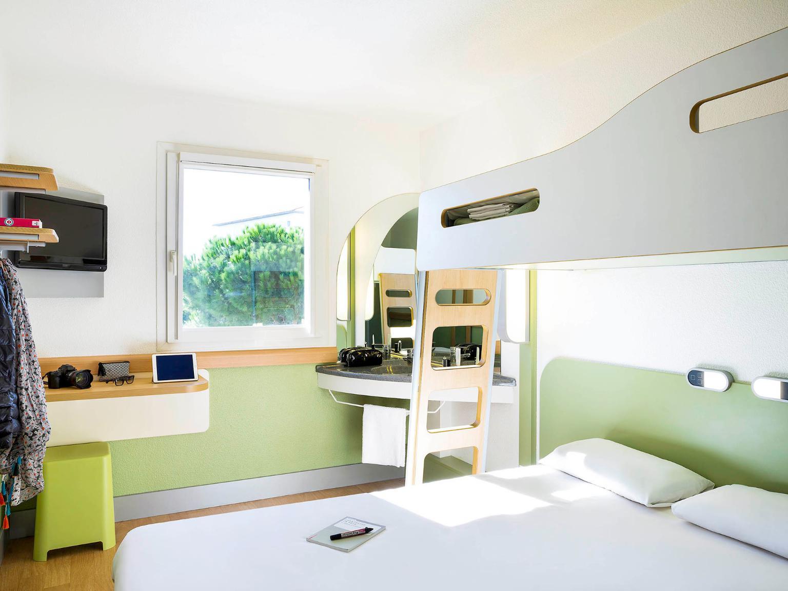 ibis budget perpignan nord h tel rue alfred sauvy 66600. Black Bedroom Furniture Sets. Home Design Ideas