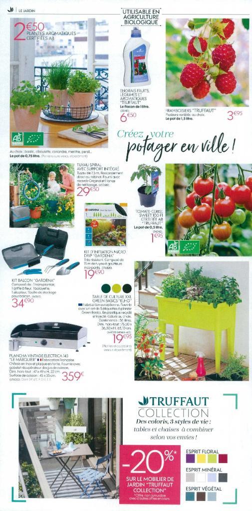 Jardinerie truffaut plaisir fleuriste route nationale for Catalogue jardinerie