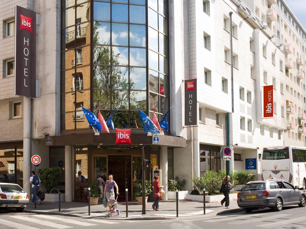 Hotel Ibis Rue Des Plantes  Paris