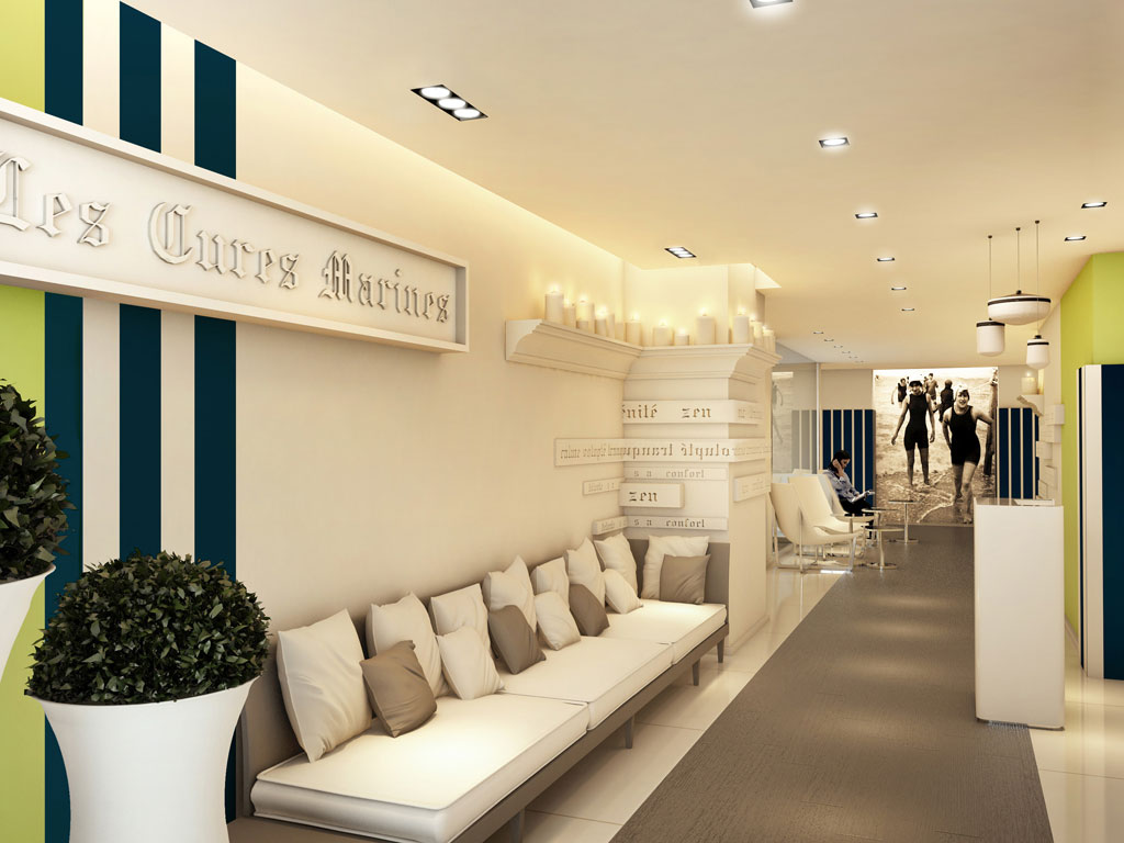 Cures marines trouville hotel thalasso spa mgallery collection h tel boulevard de la - Hotel cures marines trouville ...